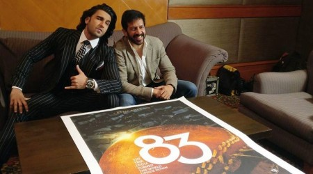 Ranveer Singh on playing Kapil Dev in '83: Hoping to become his shadow