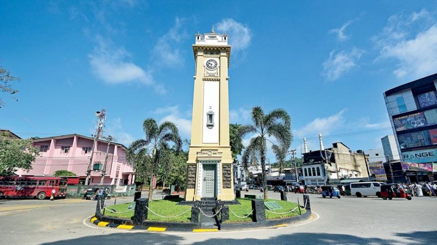 Ratnapura's historic colonial gems