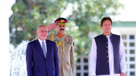 Pakistan, Afghanistan Vow to Improve Strained Ties