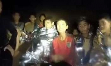 Meditation kept Thai boys trapped in cave astonishingly calm
