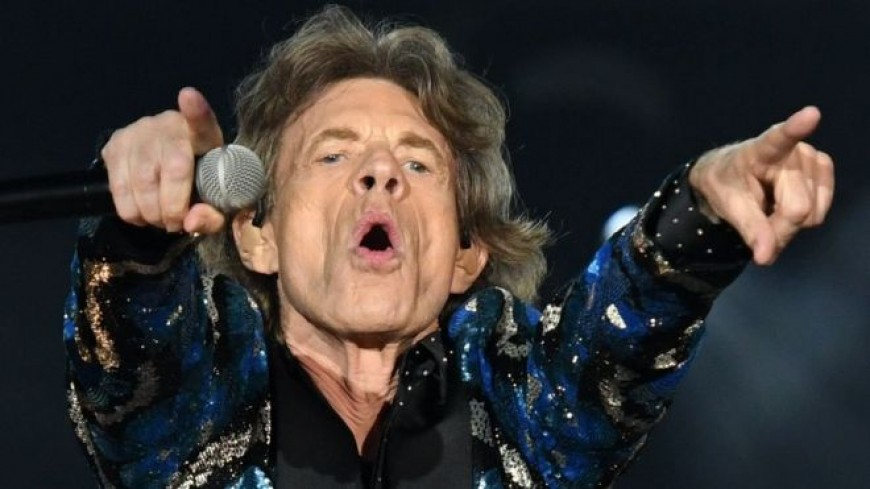 Rolling Stones release their first new song in eight years, Living In A Ghost Town