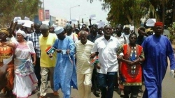 Gambia must end 'brutal pre-election crackdown'