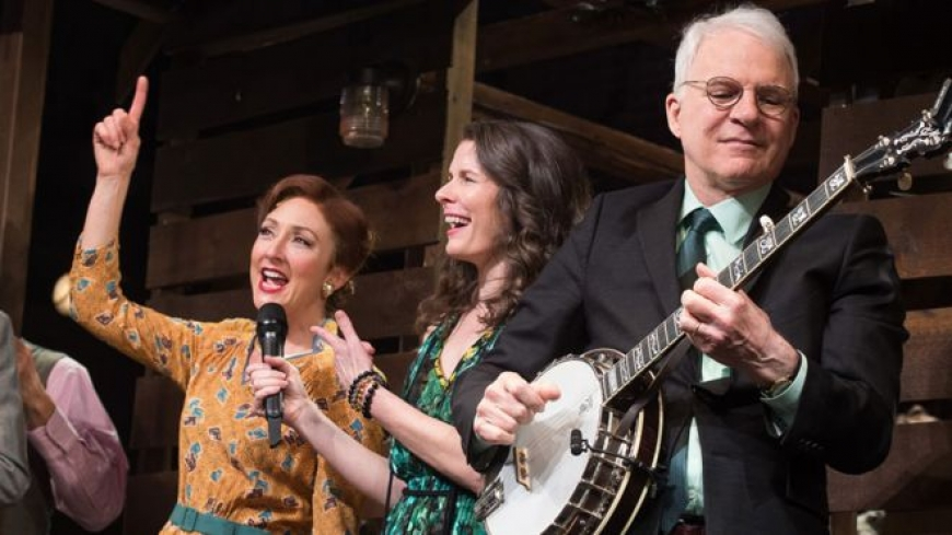 Steve Martin musical Bright Star to close on Broadway