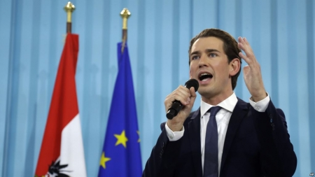 Austrian conservative set to become world's youngest leader