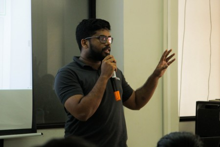 Sysco LABS conducts workshop on Machine Learning