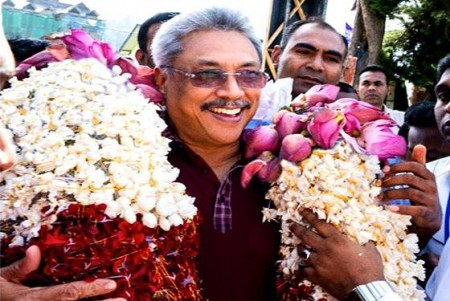 Gota to launch polls campaign from A'pura today