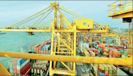CICT becomes the largest green terminals in South Asia.