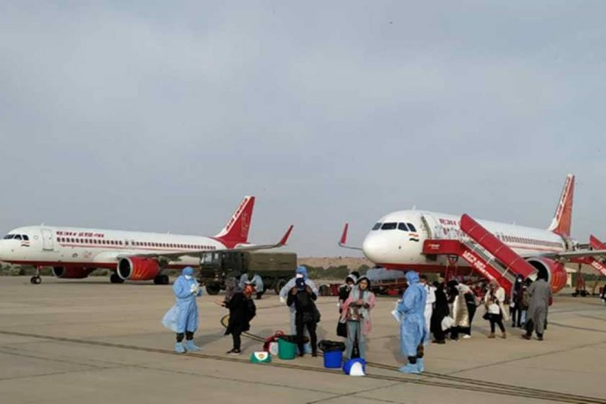 India To Launch World's Largest Evacuation On Thursday: 10-Point Guide