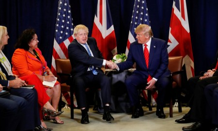 US election: what a Biden or Trump victory could mean for Britain