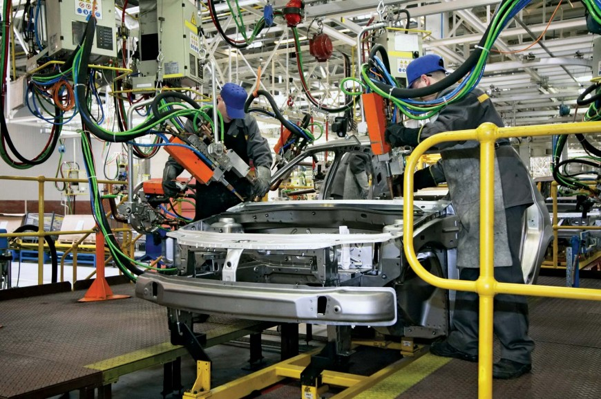 Cabinet approves SOP for vehicle component manufacturing and assembling