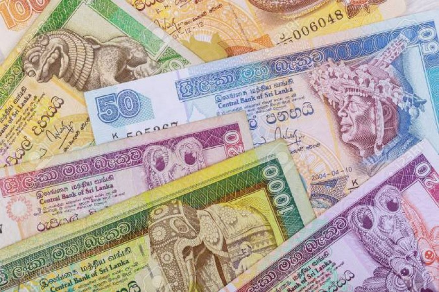 Sri Lanka  money printing intends to meet financial demands
