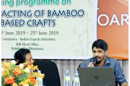 UNIDO backed Sri Lanka bamboo initiative Phase III takes off