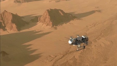 Life on Titan? NASA's Dragonfly Mission Aims to Find Out