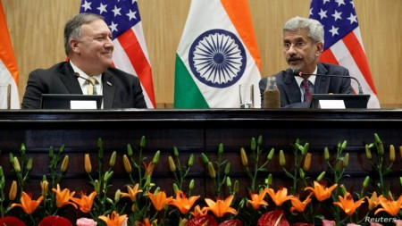 Pompeo: India, US Can Address Differences in Spirit of Friendship