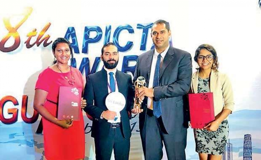 Fintech startups win Gold and Merit at APICTA Awards