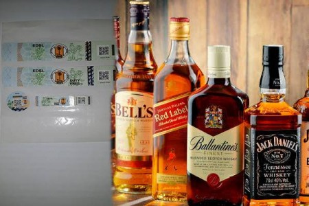 Foolproof liquor sticker causes a Rs 40 billion loss to state