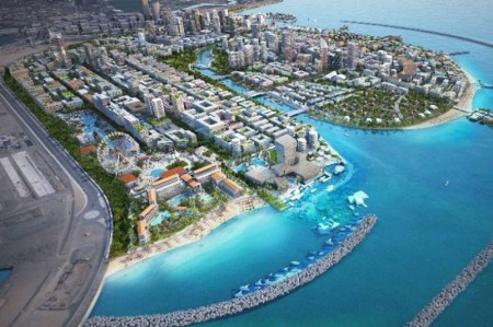 Port City to light up the skies as it becomes part of Sri Lanka