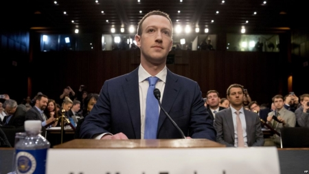 Zuckerberg Under Pressure to Face EU Lawmakers Over Data Scandal