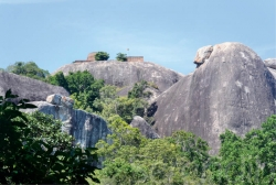 The spirit reigns supreme in Kudumbigala's tranquillity