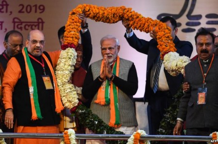 India's Mammoth General Election Kicks Off April 11