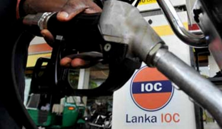 Lanka IOC also hikes fuel prices