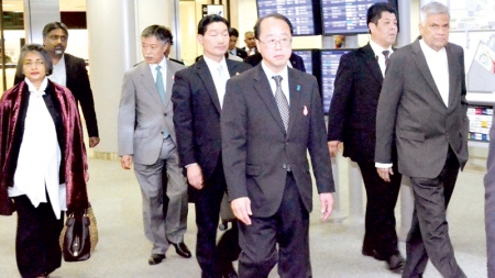 Sri Lanka, Japan to focus on strengthening economic ties