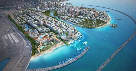 Port City Colombo to be formally absorbed into Colombo District