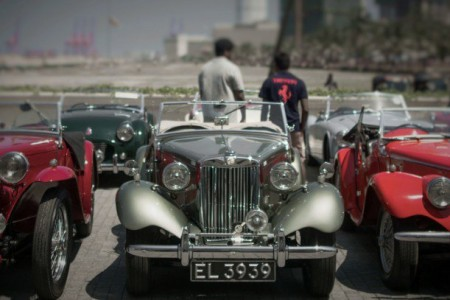 Government to transform  vintage car exports to  a potential business