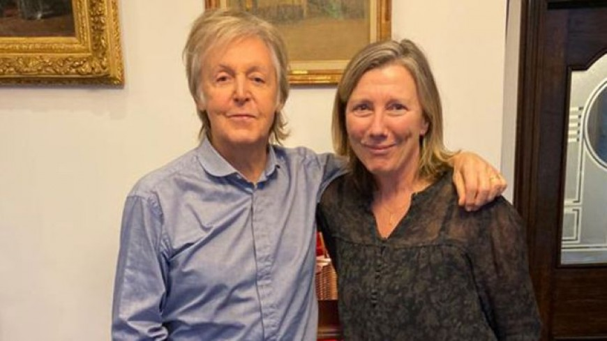 Paul McCartney unwraps his 'secret' Christmas album