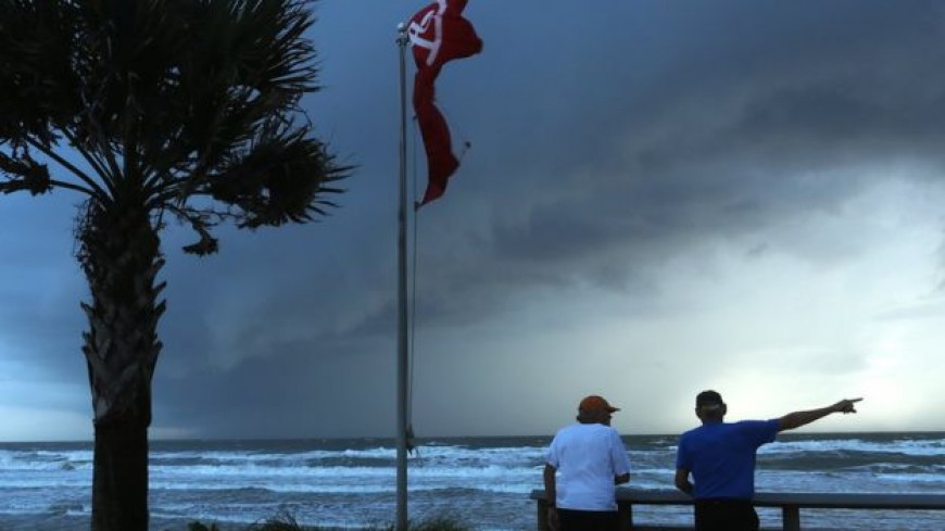 Hurricane Dorian: Storm inches north west, leaving devastation in Bahamas