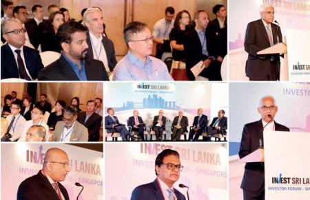 CSE and SEC holds investor forum in Singapore to restore confidence