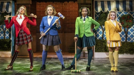 Heathers the Musical: Carrie Hope Fletcher body-shamed over lead role