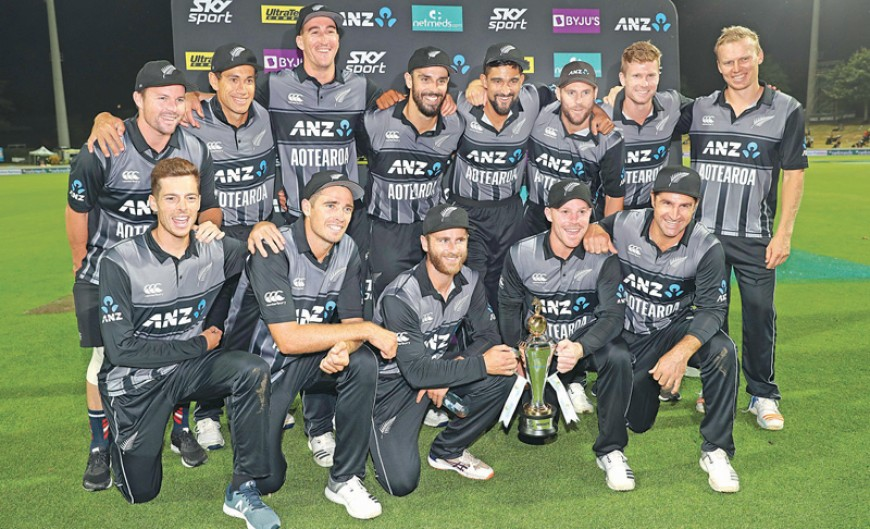 NZ survive tight close to claim India T20 series 2-1