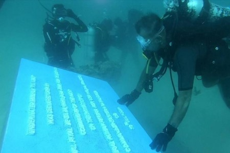 Underwater museums open in Galle and Trincomalee to attract tourists