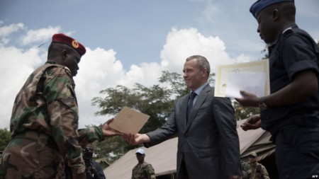 US General Warns of Russian, Chinese Inroads in Africa