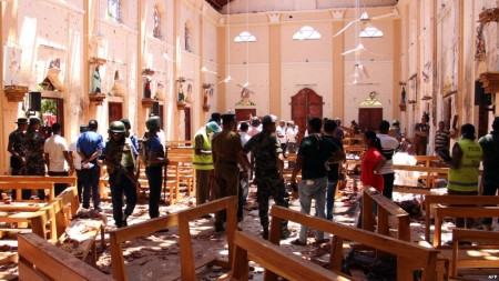 Sri Lanka attacks: The family networks behind the bombings