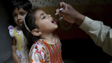 UN Official: Polio Remains Global Threat
