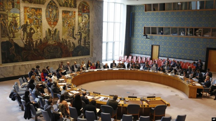 Five Countries to Join UN Security Council Ranks in January