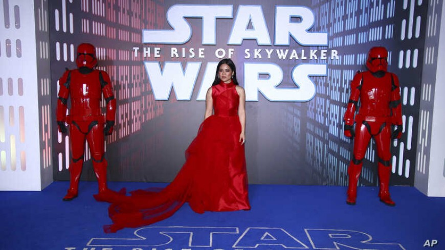 'The Rise of Skywalker' to hit Disney Plus on May 4
