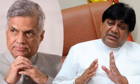 UPFA refuses to be in a Govt. under Ranil: Dilan