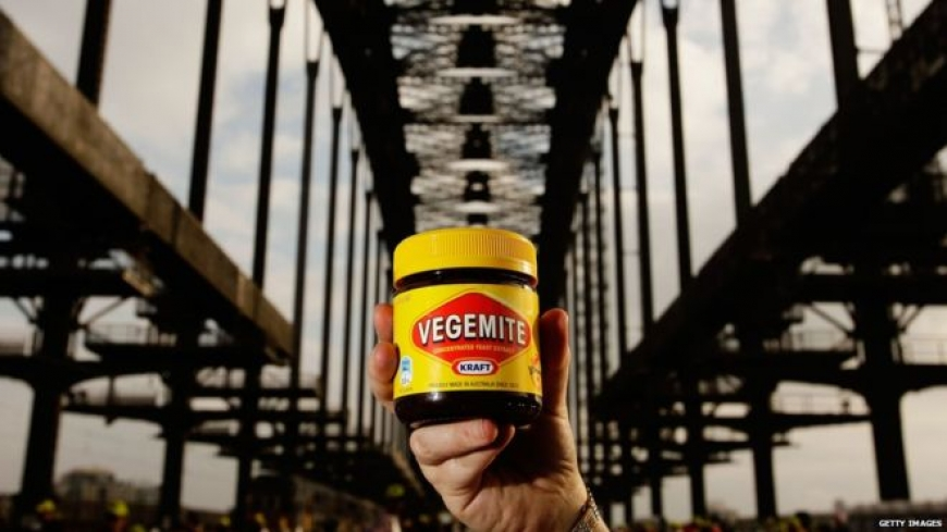 The real story behind that Vegemite headline