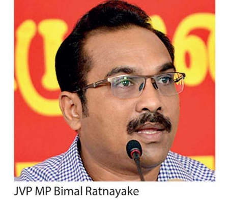 Personal staff of Ministers misuse Ministry vehicles: JVP