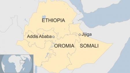 Ethiopia police find mass grave of 200 people