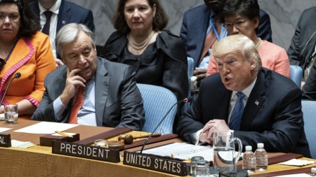 Trump Considers Sending Illegal Immigrants to Sanctuary Cities