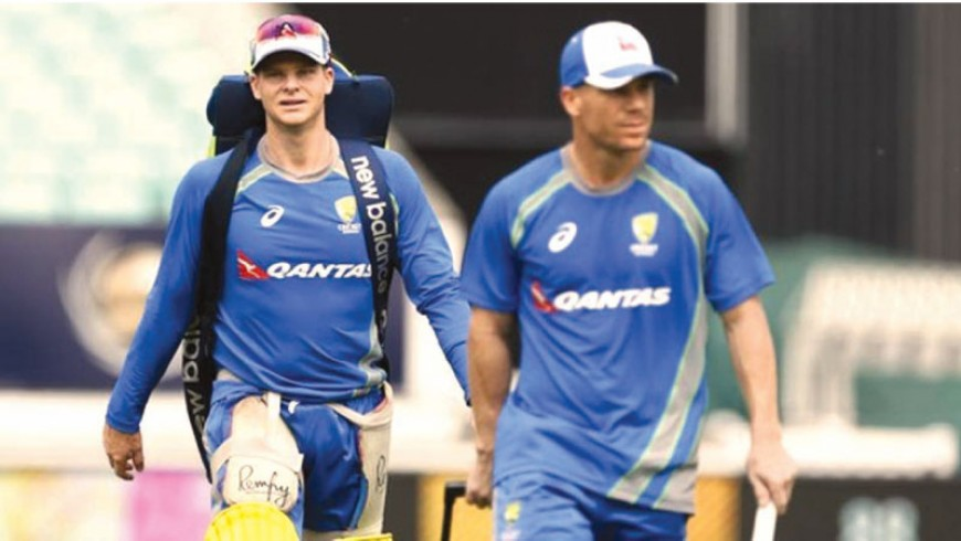 Smith, Warner recalled for Australia's World Cup defence