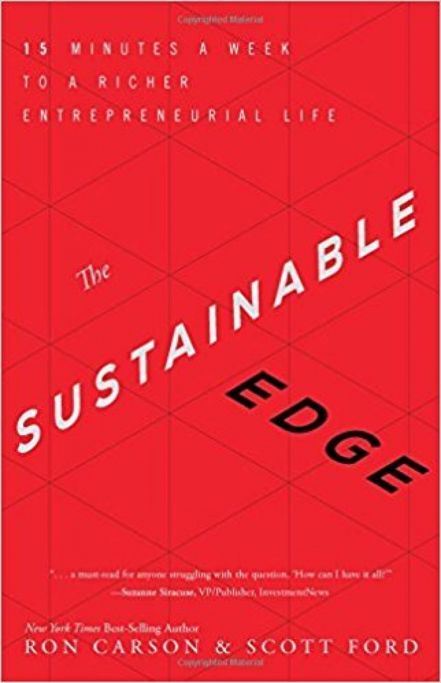 Exclusive Excerpt from The Sustainable Edge