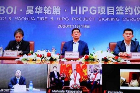 Chinese tyre giant takes the road less travelled