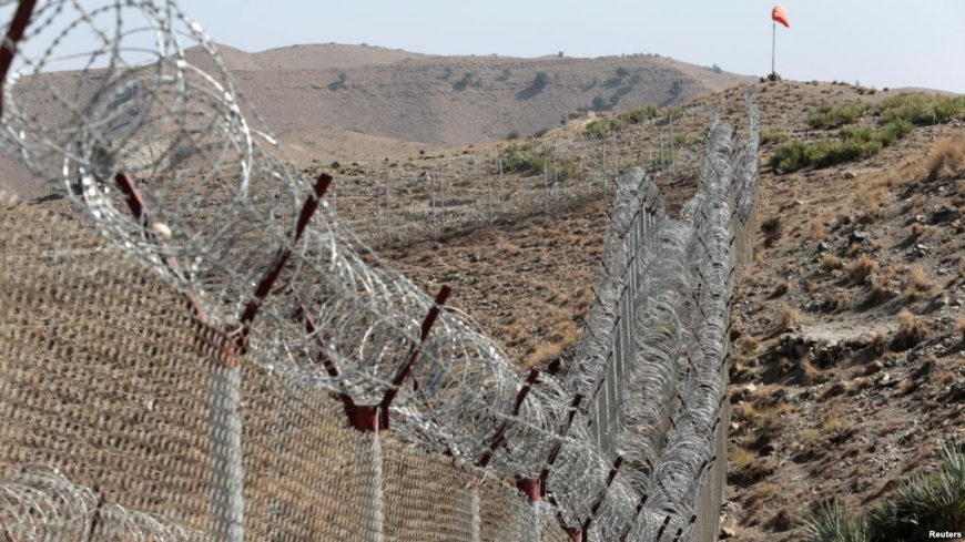 Pakistan's Fencing of Afghan Border Remains Source of Mutual Tensions