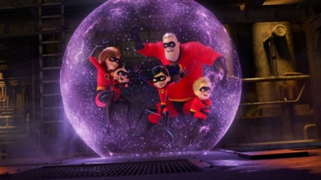 How incredible is Incredibles 2? The critics give their verdicts