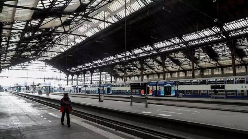 France's state rail company to seek virus bailout, may cut jobs